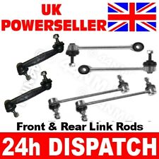 Peugeot 406 98- anti roll bar drop link rods full set