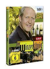 4 DVDs * DER WINZERKÖNIG - Staffel 1 - Harald Krassnitzer  # NEU OVP §