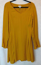 OLD NAVY Long Sleeve Lined Dress Size 8