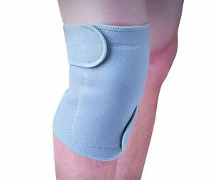 Magnetic Knee Brace Support Adjustable Heat Neoprene Arthritis Strap Gym Sport