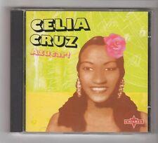 (GZ974) Celia Cruz, Azucar! - 1997 CD
