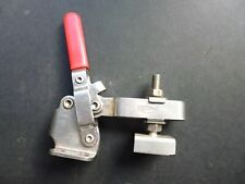 Good Hand hold down toggle clamp GH-12130-SS(Stainless Steel) with accessory.