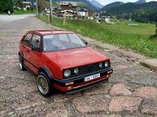 Volkswagen Golf MK2 RC lexan body replica 1:10 257mm
