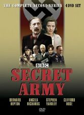 Secret Army - The Complete BBC Series 2 [DVD] [1977]  NEW FREEPOST