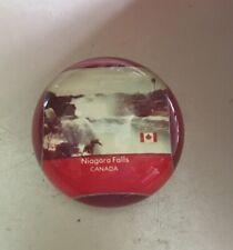 Niagara Falls - Canada -  Paperweight Vintage Souvenir