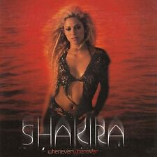 Shakira CD Single Whenever, Wherever - Europe