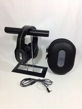 PSB M4U 2 Active Noise Cancelling Headphones + Bar Dual Headphone Stand - USED