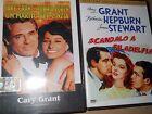 2 DVD Cary Grant-Un marito per Cinzia + Scandalo a Filadelfia ed speciale 2 dvd