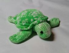Beanie Baby Turtle Sunrise No Swing Tag Ty Plush Soft Toy Retired Kids Gift 2006