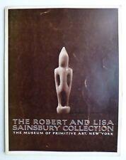 TRIBAL ART - SAINSBURY COLLECTION - CATALOGUE EXPOSITION NEW-YORK 1963