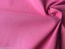 Telas y tejidos color principal rosa de tela por metros de 100% algodón para costura y mercería