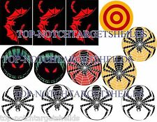 HAUNTED HOUSE PINBALL GOTTLIEB TARGET ARMOUR CUSHIONED DECALS