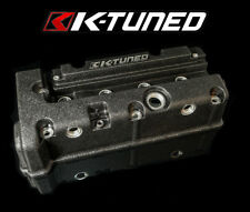 K-TUNED VALVE COVER WRINKLE BLACK FITS ACURA HONDA K20 K20A K24A ONLY