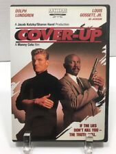 Cover-Up (DVD, 2002) Dolph Lundgren, Louis Gossett JR.