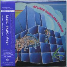 DELIRED caameleon Family - Même - MINI LP CD + OBI