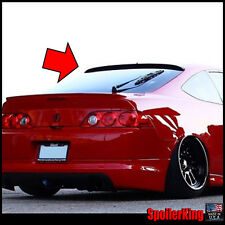 Rear Roof Spoiler Window Wing (Fits: Acura RSX dc5 2002-06) SpoilerKing 284R