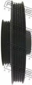 Belt Pulley, crankshaft FEBEST HDS-F20A