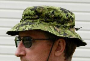 "Arktis V194BTS Short Brim Boonie Hat Comb Cadpat Camo, Size 7"" to 7-1/2"" SAS SF"