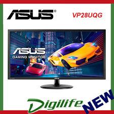 """ASUS VP28UQG 28"""" 4K UHD FreeSync 1MS LED Gaming Monitor[VP28UQG]"""