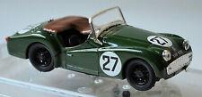 Triumph TR3 A Le Mans 1959 #27 Sanderson / Dubois 1:43 Vitesse