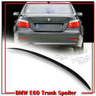 Painted Color 5-Series 528i M5 E60 4DR M3-Look Rear Trunk Spoiler Wing 04-10