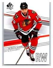 (HCW) 2014-15 Upper Deck SP Authentic #43 Patrick Sharp Blackhawks NHL Mint