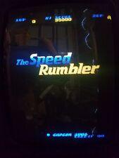 Speed rumbler CPU by Capcom