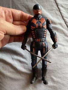 McFarlane DC Multiverse Bloodsport Suicide Squad Movie No King Shark BAF Loose