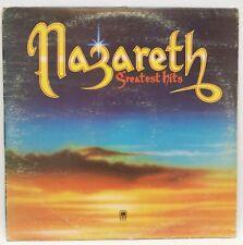 Nazareth Greatest Hits LP Vinyl Album Record 1975 AM SP-9020