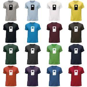 STUFF4 Men's Round Neck T-Shirt/Gaming/Gamer Gameboy/CS
