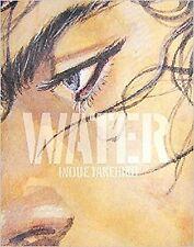 Art Book INOUE TAKEHIKO ILLUSTRATIONS vagabond WATER