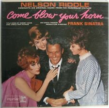 Frank Sinatra: Come Blow Your Horn LP Reprise # R-6071 w Nelson Riddle EXCELLENT