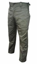 British Army Military - MANS LIGHTWEIGHT TROUSERS - Olive - Grade 1