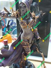 """World of Warcraft Forsaken Queen Sylvanas Windrunner 9"""" Figure Boxed"""