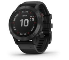Garmin Fenix 6 Pro Premium Multisport GPS Watch - Black