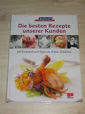 Bofrost - Die besten Rezepte unserer Kunden, Alfons Schuhbeck