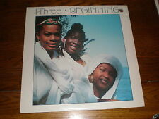 I Three LP Beginning SEALED