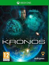Battle Worlds: Kronos (XBOX ONE) BRAND NEW SEALED