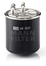 Fuel Filter MANN WK 820/1