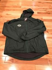 Nike Green Bay Packers AV15 Winger Jacket 837812 323 Men's XL ($110) NWT