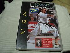 """DVD """"KARATE - DYNAMIQUE DE BASE ET KATAS"""""""