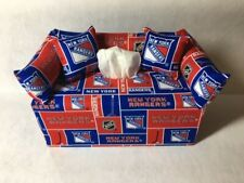 NHL Tissue Cover - New York Rangers