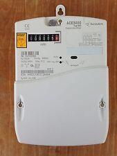 Actaris  Drehstromzähler Stromzähler 5/100 Amp. geeicht 2017