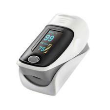 Pulsioximetro LED Sangre Oxímetro de yema/dedo Medidor SPO2 OLED Monitor oxigeno