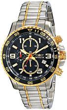 Reloj Invicta Gold Oro Silver Masculino Crystal Bracelet Pulsera Man Hombre Hand