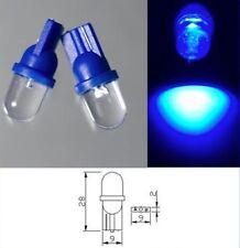 2 AMPOULES VEILLEUSES W5W LED BLEU XENON T10 PEUGEOT 406 407 508 605 607