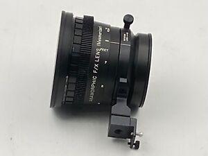 Kish Optics Anamorphic F/X Lens Mesmerizer