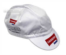 Carrera Jeans Retro Vintage Classic Italian Cycling Cap - Made in Italy!