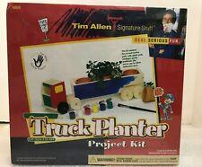 Paint Kit Truck Woodworking Kit Kid's Craft Tim Allen Planter Toy No Boredom!