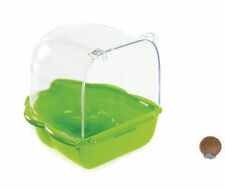 Classic Bird Bath for Caged Birds Aviary Birds Budgie Lovebirds Finches Canaries